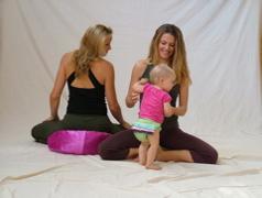 Vanessa, Amy & Lotus