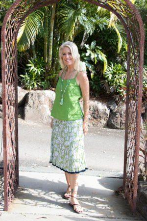 3/4 Flamenco Skirt