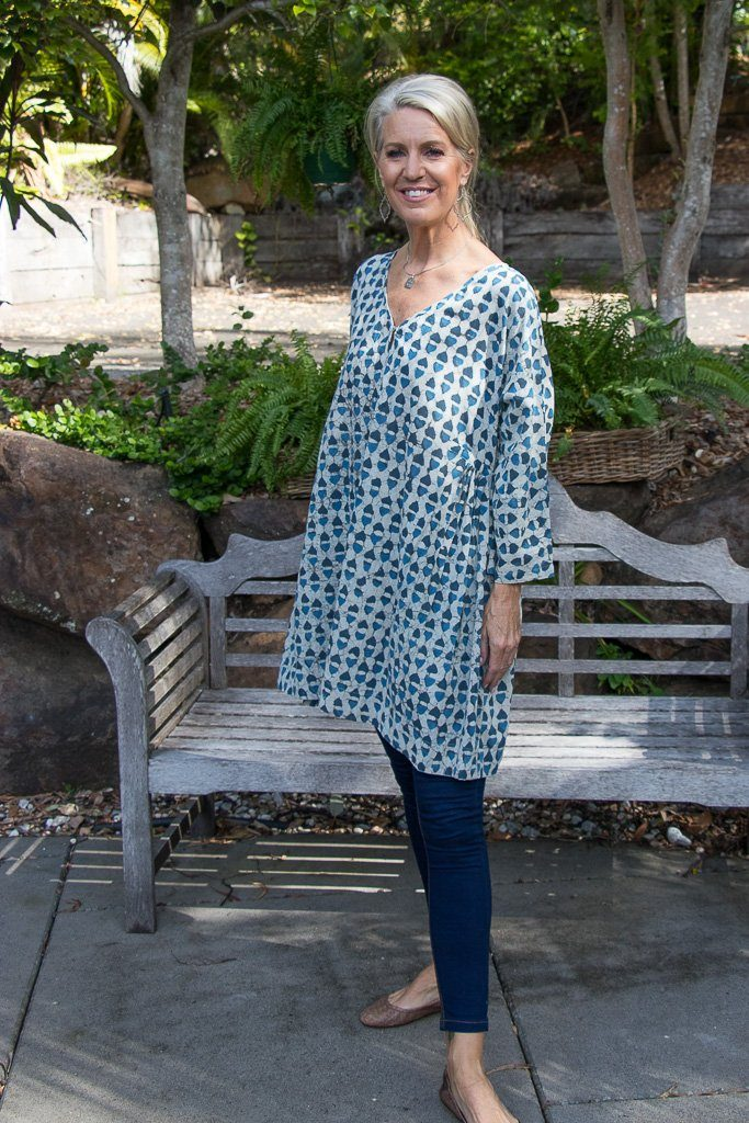 Luxe Tunic