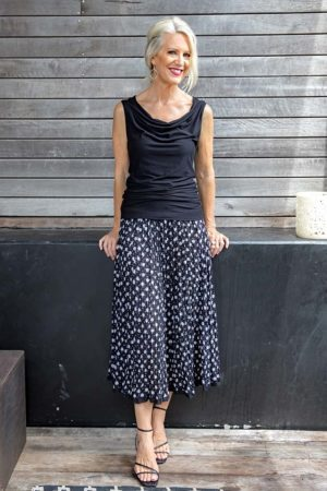Flamenco Skirt Long