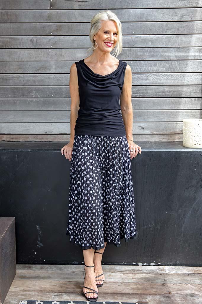 Flamenco Skirt Long