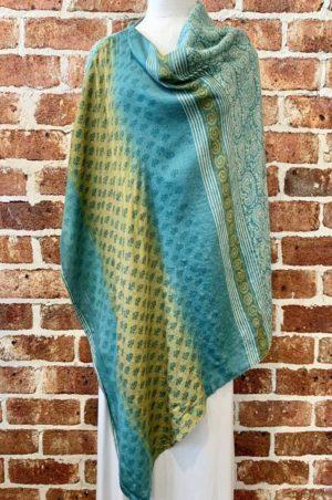 Vintage Wool Wrap