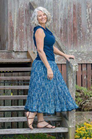 Long Flamenco Skirt