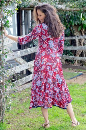 Flamenco Sleeved