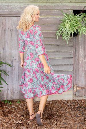 Flamenco Dress with Sleeves